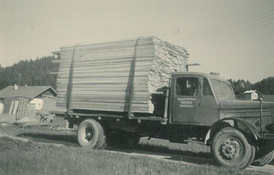 Exim Geschichte 1940