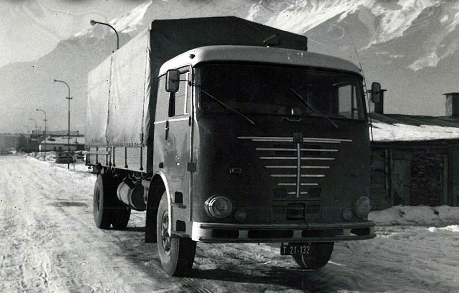 Exim Geschichte 1950