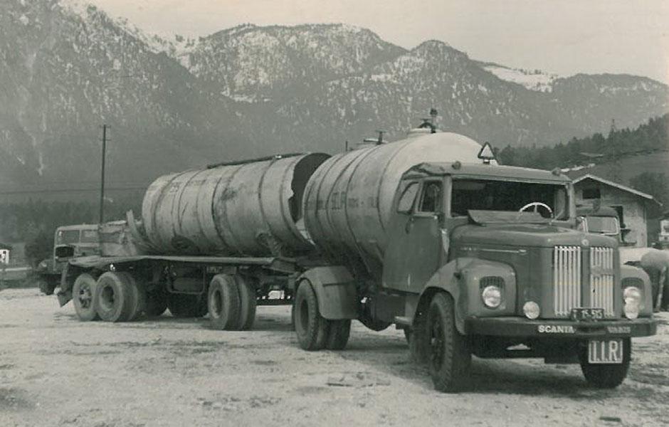 Exim Geschichte 1960