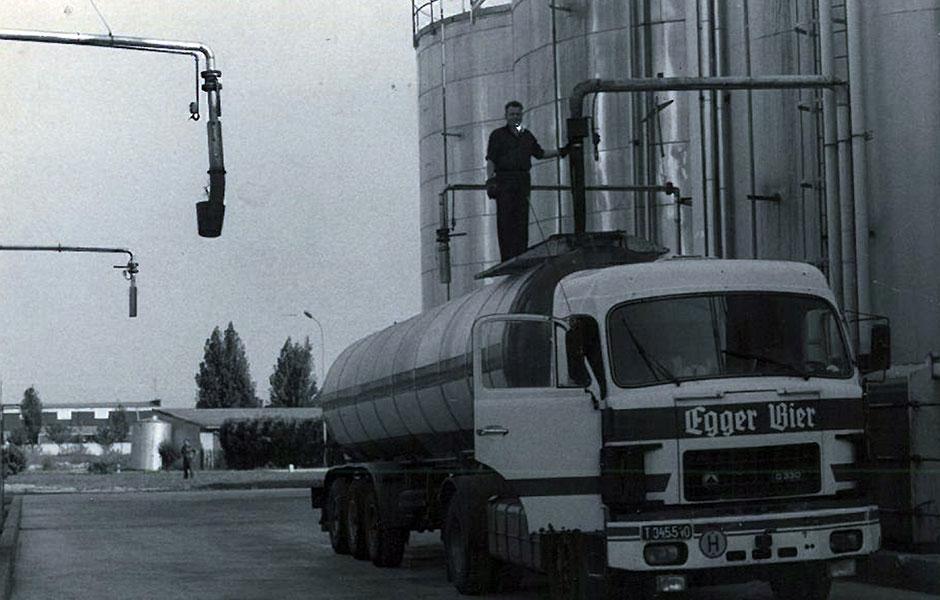 Exim Geschichte 1976