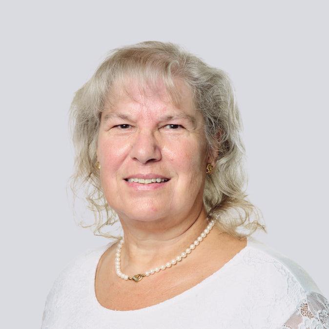EXIM-Mitarbeiter   Erika Spitzenstätter