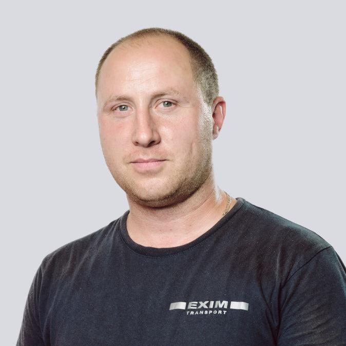 EXIM-Mitarbeiter   Jaromir Dul