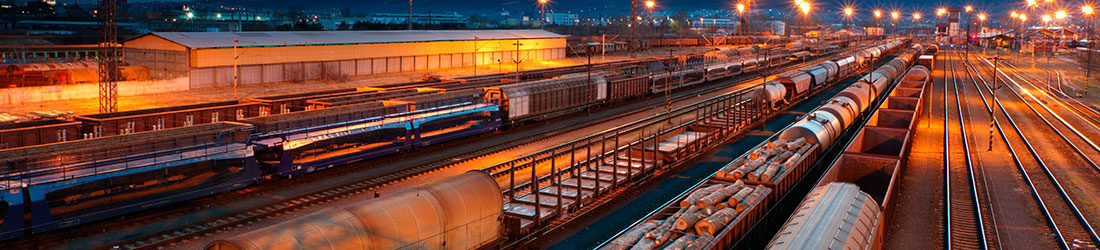 Schienentransport