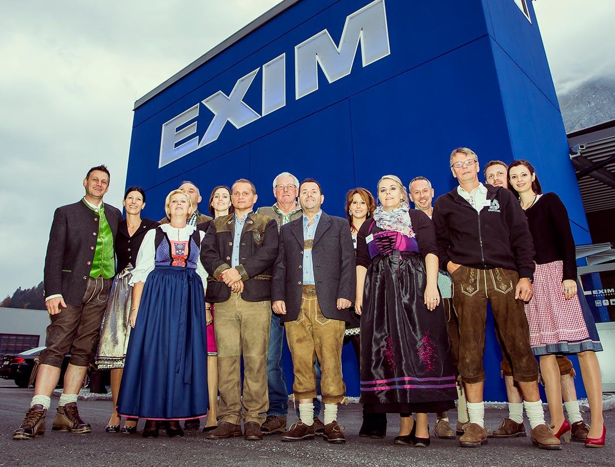 Mitarbeiter Exim Transport GmbH